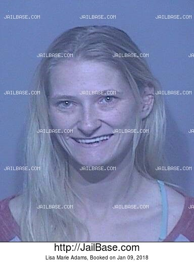 LISA MARIE ADAMS mugshot picture
