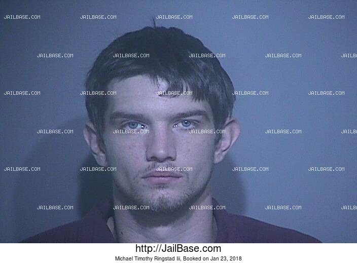 MICHAEL TIMOTHY RINGSTAD III mugshot picture