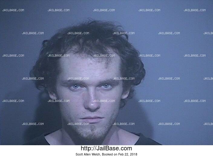 SCOTT ALLEN WELCH mugshot picture