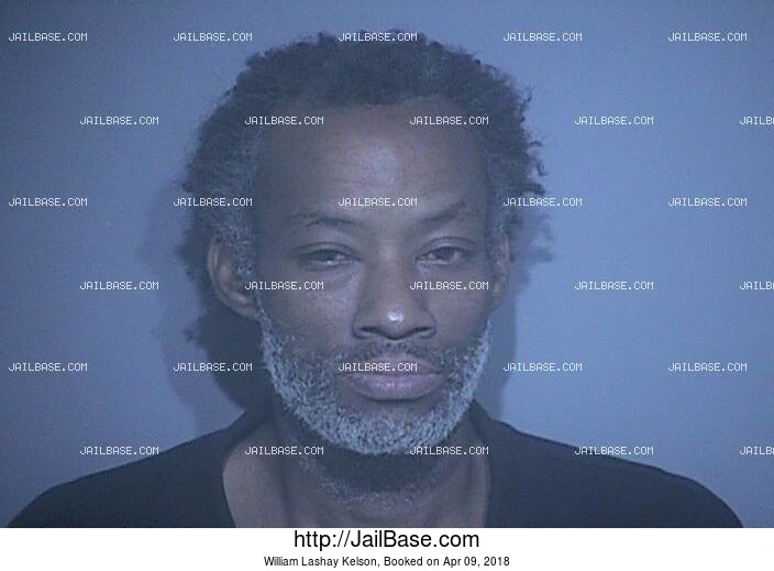 WILLIAM LASHAY KELSON mugshot picture