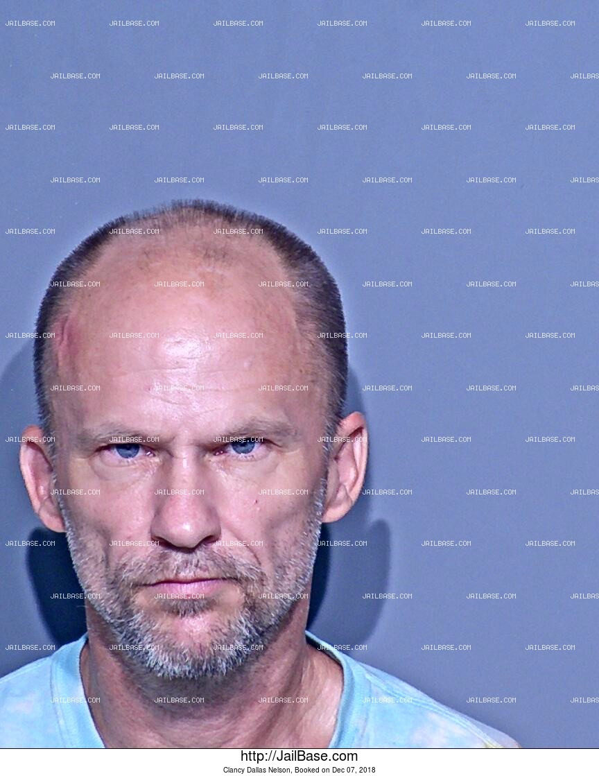 CLANCY DALLAS NELSON mugshot picture