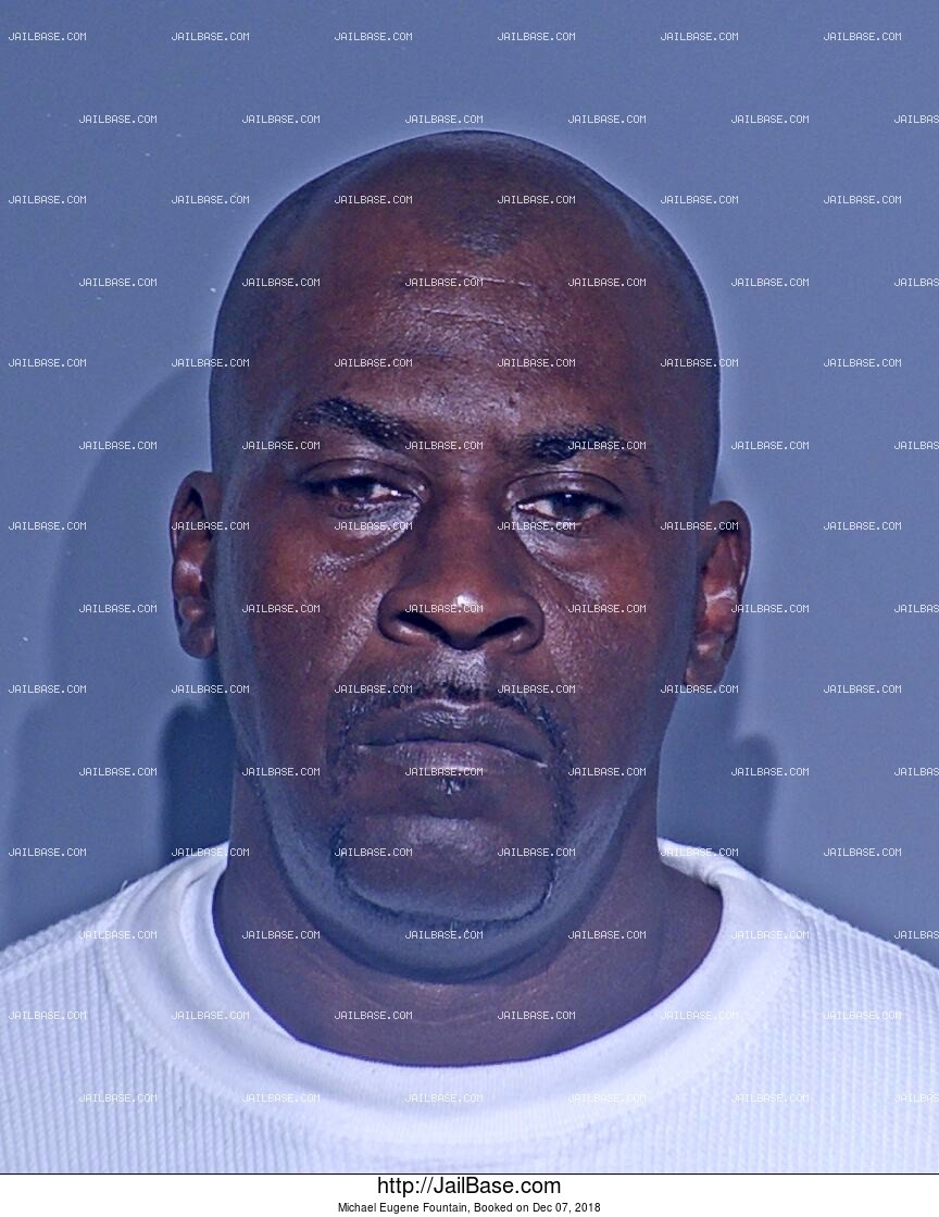 MICHAEL EUGENE FOUNTAIN mugshot picture