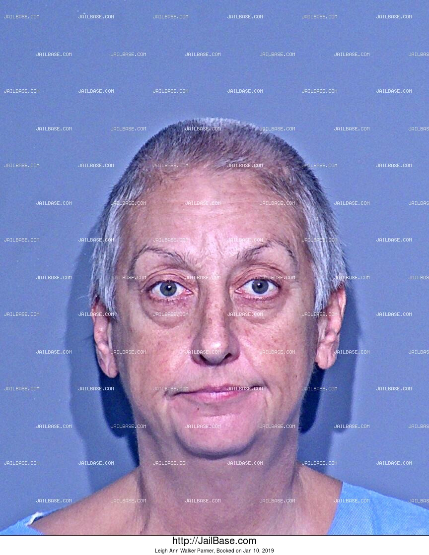 LEIGH ANN WALKER PARMER mugshot picture