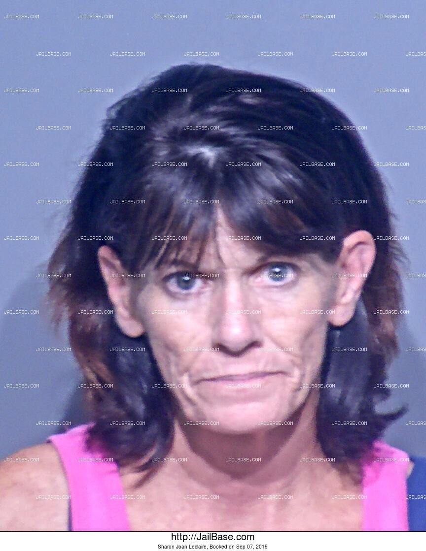 SHARON JOAN LECLAIRE mugshot picture