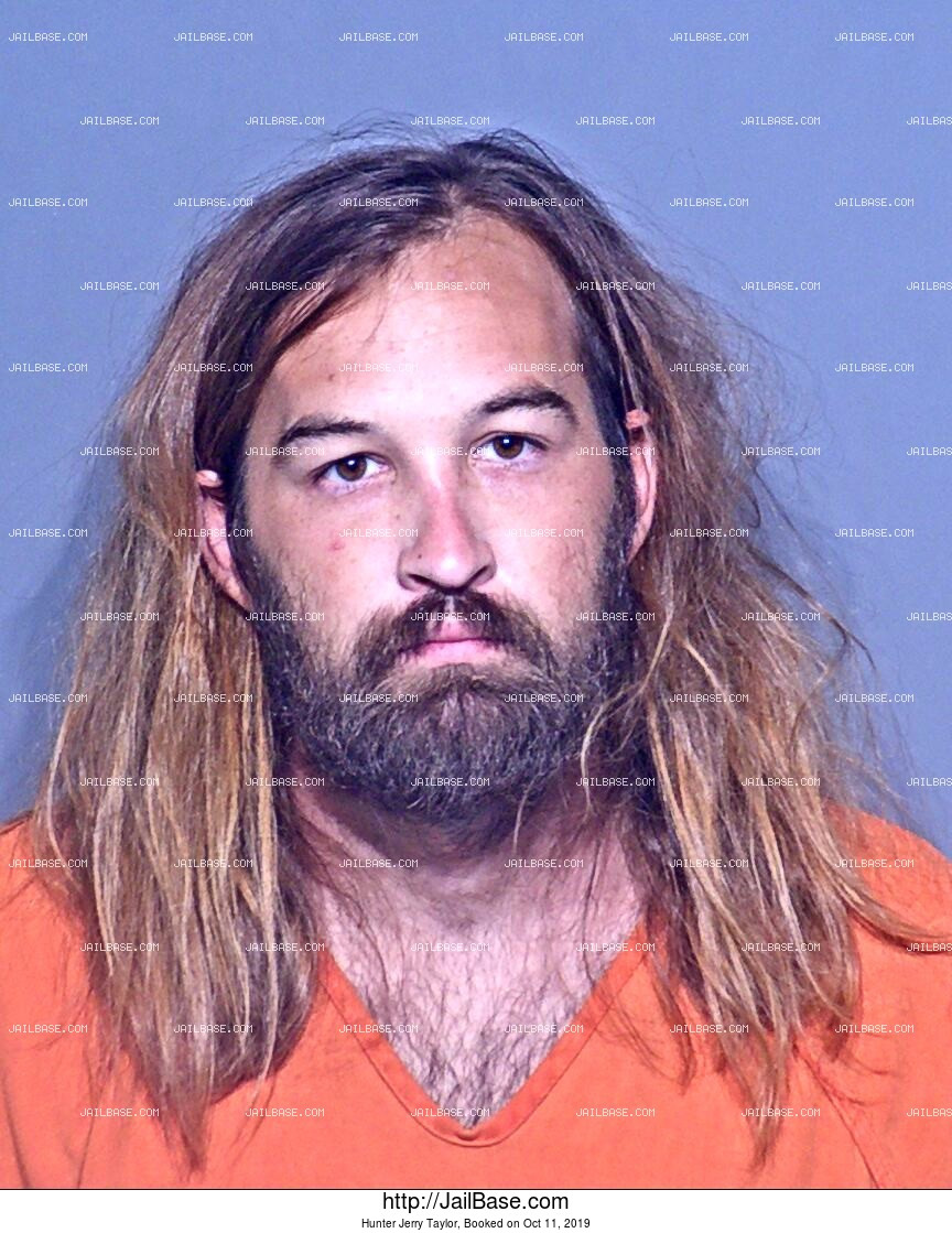 HUNTER JERRY TAYLOR mugshot picture