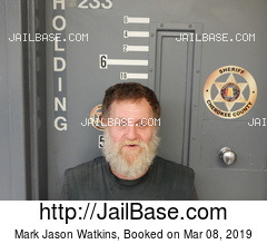 MARK JASON WATKINS mugshot picture