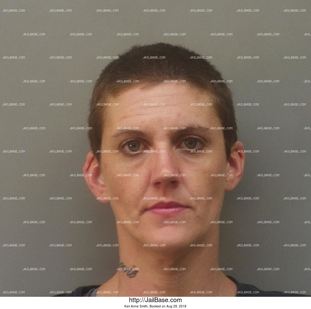 KERI ANNE SMITH mugshot picture
