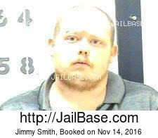 Jimmy Smith mugshot picture