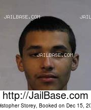 Christopher Storey mugshot picture