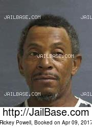 Rickey Powell mugshot picture