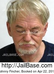 Johnny Fincher mugshot picture