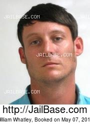 William Whatley mugshot picture