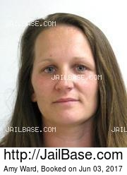 Amy Ward mugshot picture