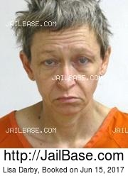 Lisa Darby mugshot picture