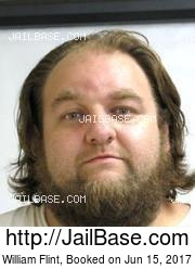 William Flint mugshot picture