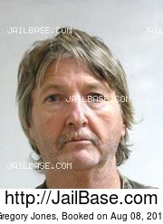 Gregory Jones mugshot picture