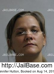 Jennifer Hutton mugshot picture