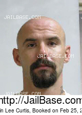 JUSTIN LEE CURTIS mugshot picture