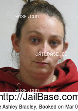 CANDICE ASHLEY BRADLEY mugshot picture