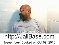 JOSEPH LEE mugshot picture