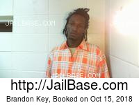 BRANDON KEY mugshot picture