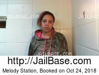 MELODY STATION mugshot picture