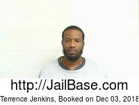 TERRENCE JENKINS mugshot picture