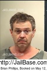 RICKY BRIAN PHILLIPS mugshot picture