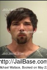 SEAN MICHAEL WALLACE mugshot picture