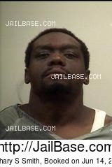 ZACHARY S SMITH mugshot picture