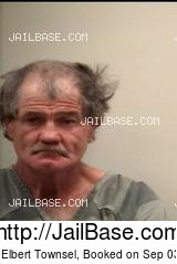 JEFFERY ELBERT TOWNSEL mugshot picture