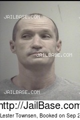 JOHNNY LESTER TOWNSEN mugshot picture