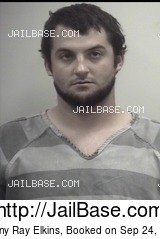 JOHNNY RAY ELKINS mugshot picture