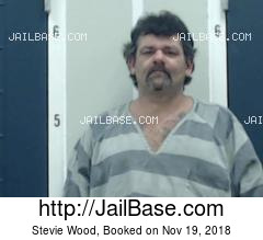 STEVIE WOOD mugshot picture