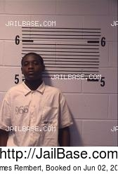 James Rembert mugshot picture