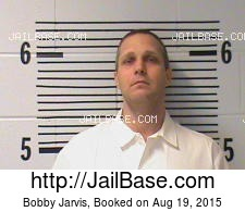 Bobby Jarvis mugshot picture
