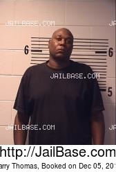 Larry Thomas mugshot picture