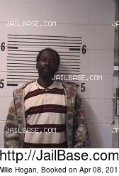 Willie Hogan mugshot picture