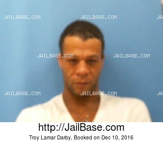 TROY LAMAR DARBY mugshot picture
