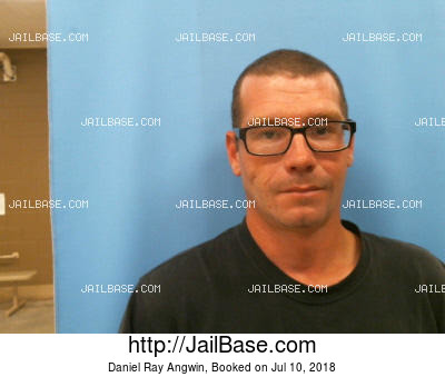 DANIEL RAY ANGWIN mugshot picture