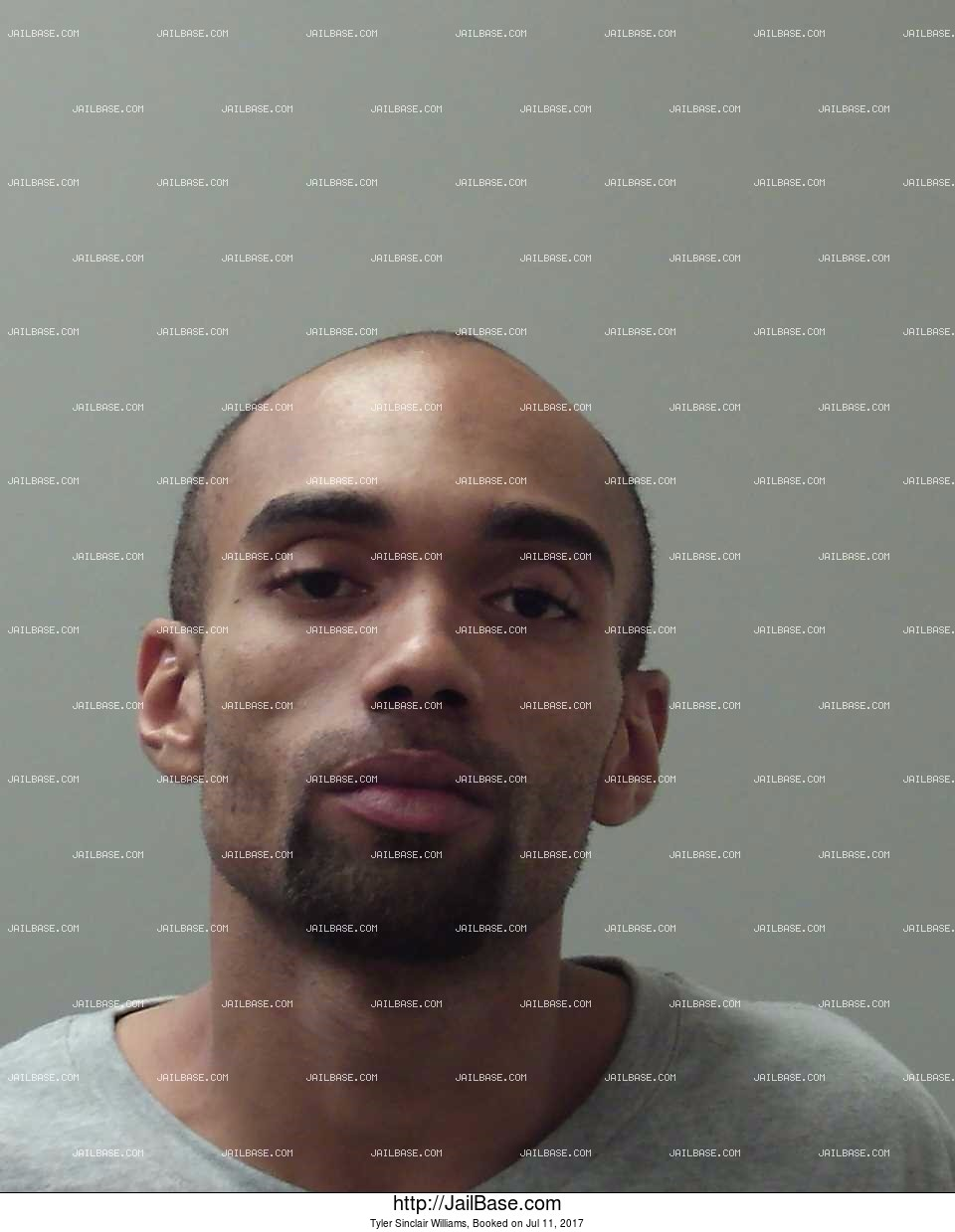 TYLER SINCLAIR WILLIAMS mugshot picture