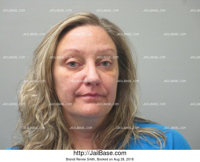 BRANDI RENEE SMITH mugshot picture