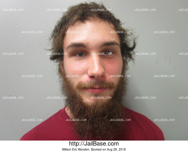 WILLIAM ERIC WOODEN mugshot picture