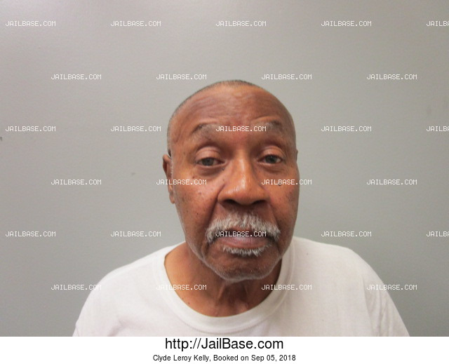 CLYDE LEROY KELLY mugshot picture