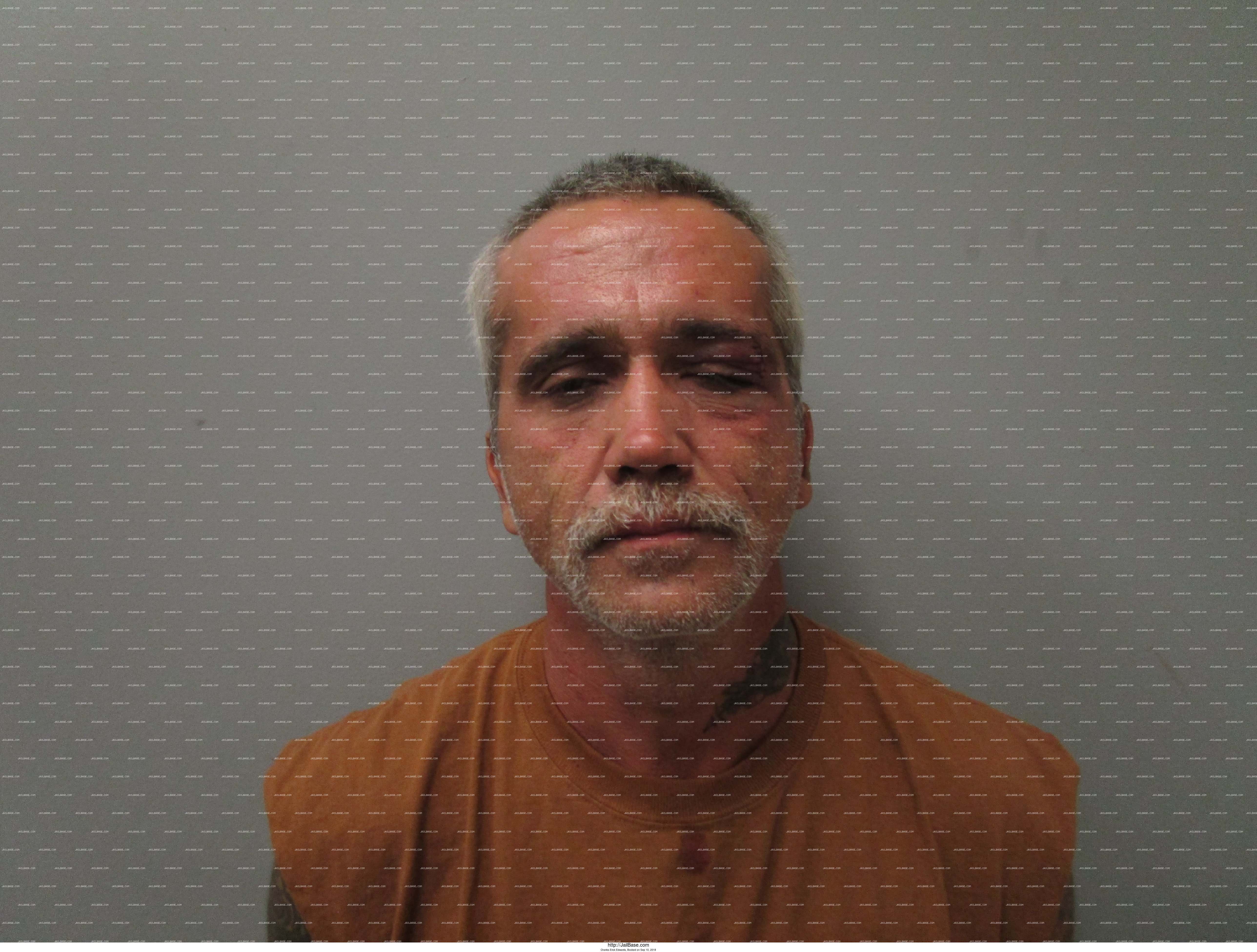 CHARLES ERICK EDWARDS mugshot picture