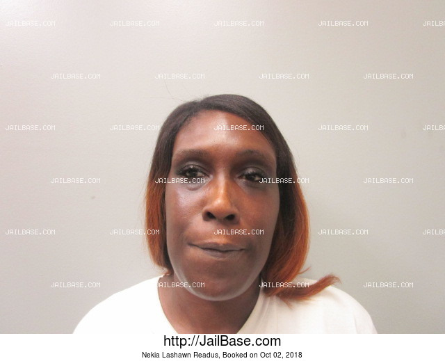 NEKIA LASHAWN READUS mugshot picture