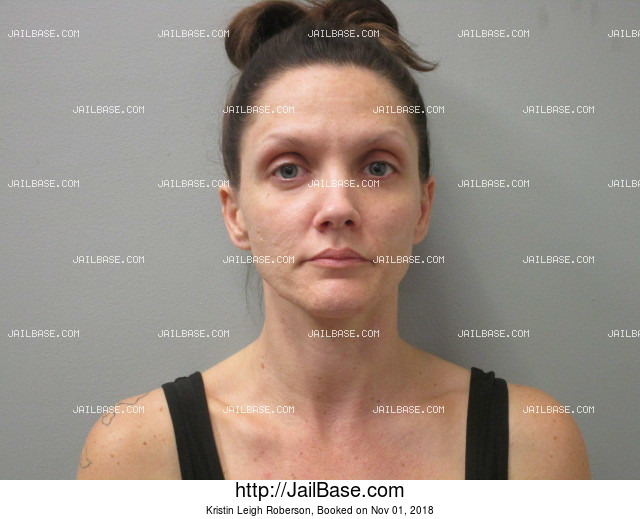KRISTIN LEIGH ROBERSON mugshot picture