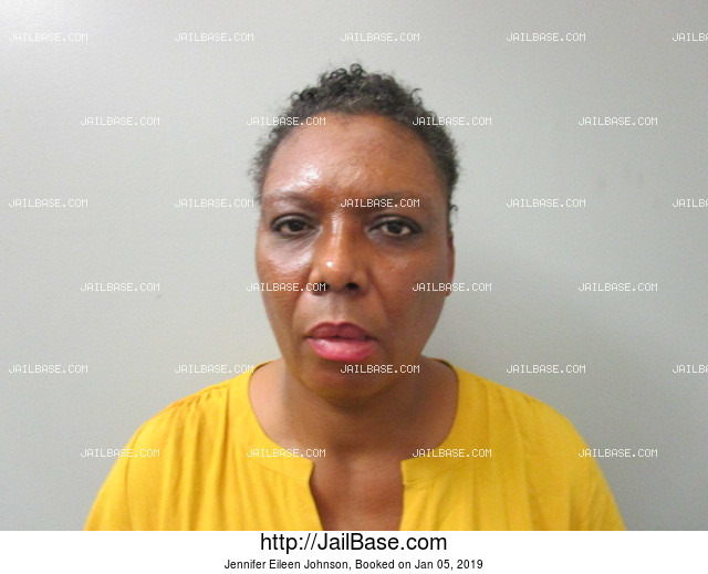 JENNIFER EILEEN JOHNSON mugshot picture