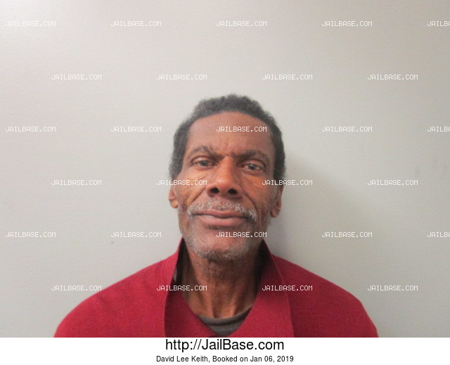 DAVID LEE KEITH mugshot picture