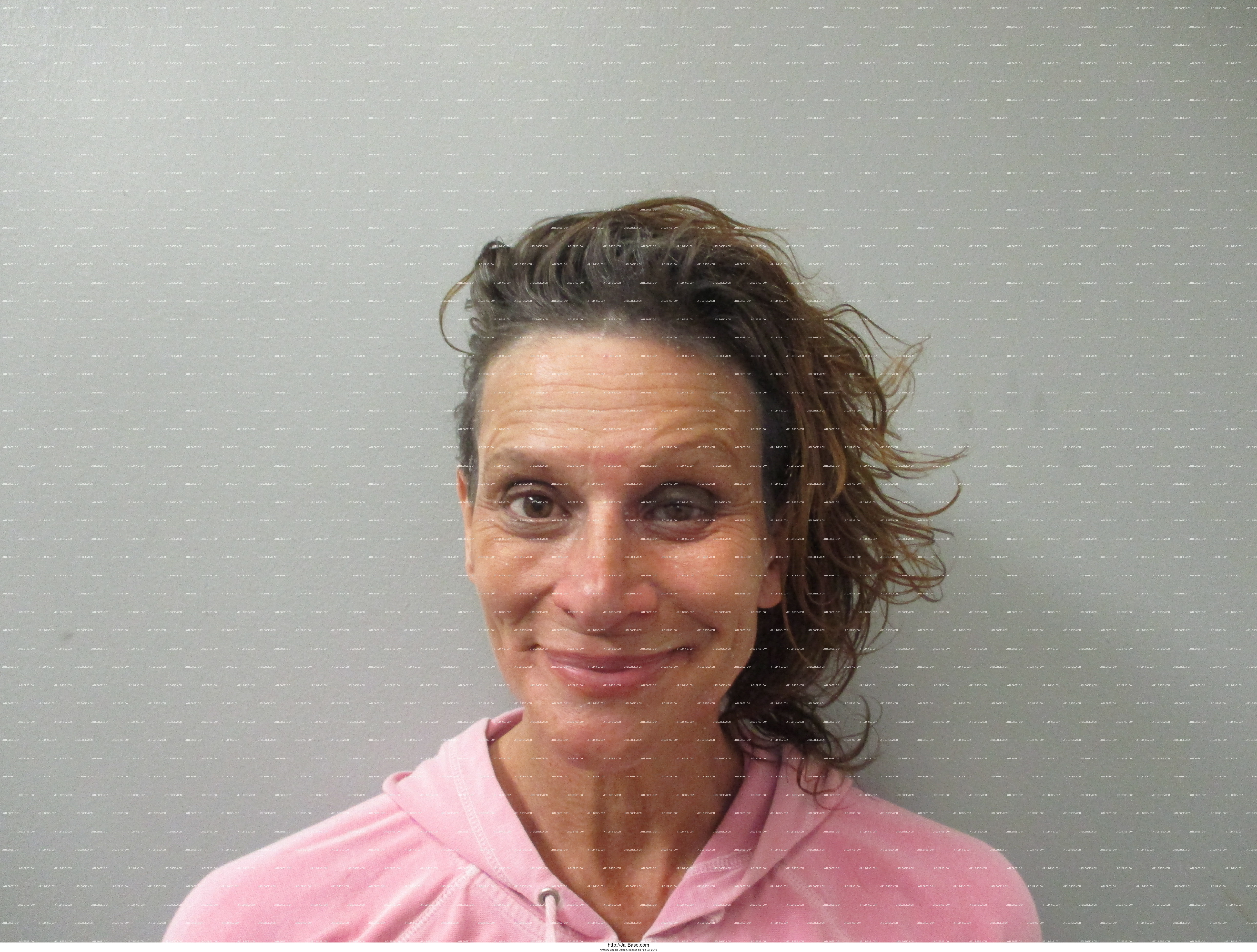 KIMBERLY CAUDLE OSTEEN mugshot picture